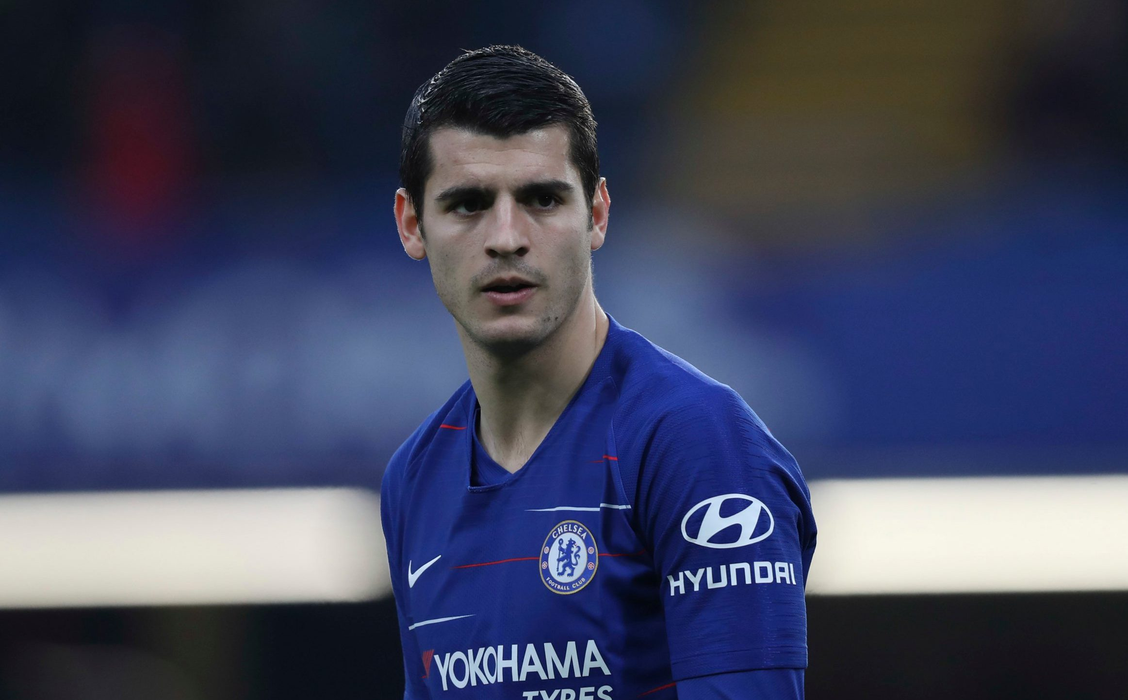 Alvaro Morata seeking Chelsea exit as agent holds talks with Sevilla