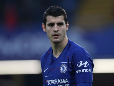 Alvaro Morata seeking Chelsea exit as agent holds talks with Sevilla