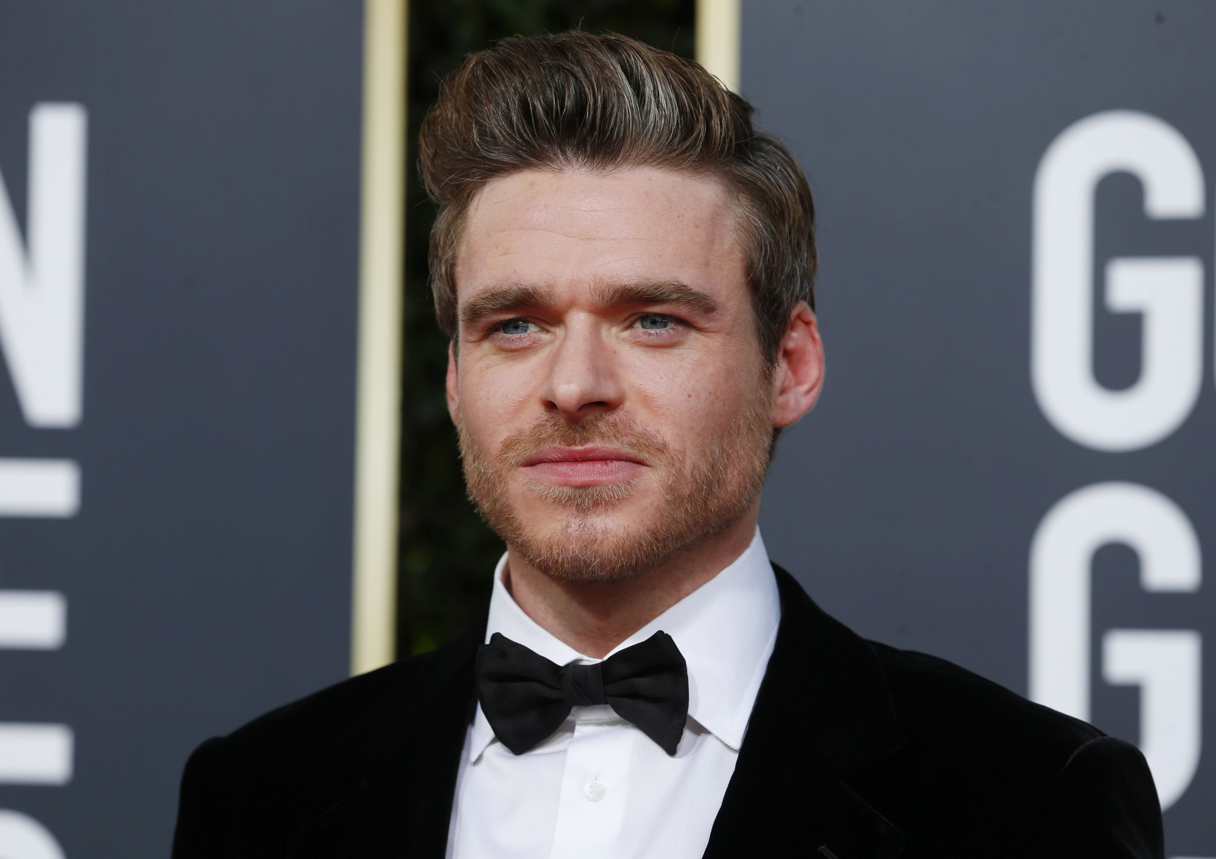 76th Golden Globe Awards - Arrivals - Beverly Hills, California, U.S., January 6, 2019 - Richard Madden. REUTERS/Mike Blake