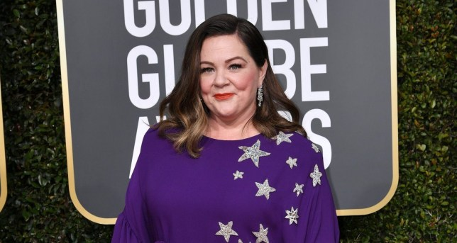 Mandatory Credit: Photo by Rob Latour/REX (10048066jh) Melissa McCarthy 76th Annual Golden Globe Awards, Arrivals, Los Angeles, USA - 06 Jan 2019