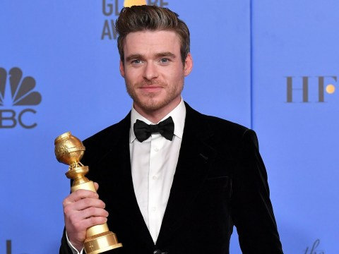 Richard Madden age, acting career and girlfriend as he wins a best actor Golden Globe