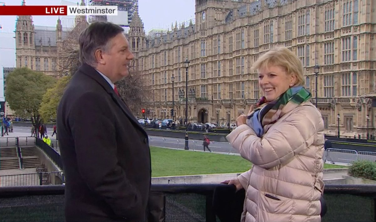 Anna Soubry, BBC News interview 07.01.2018 (Picture: BBC News)