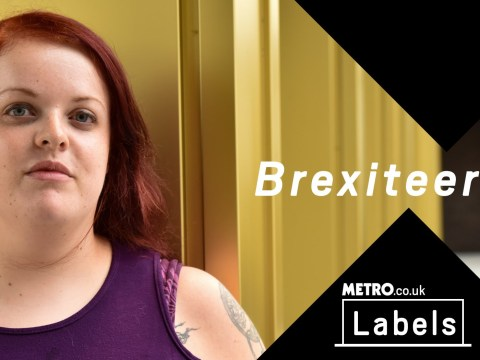 My Label and Me: Every time I'm a called a Brexiteer I roll my eyes