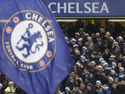 Chelsea fans hunted by police 'for sex attacks on women on train'