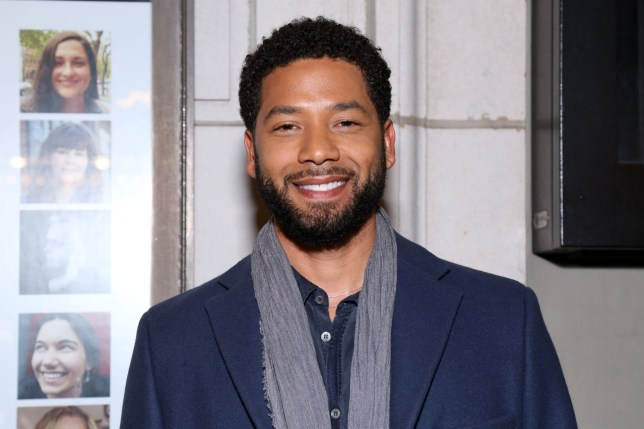 Opening night of Choir Boy at the Samuel J. Friedman Theatre - Arrivals. Featuring: Jussie Smollett Where: New York, New York, United States When: 09 Jan 2019 Credit: Joseph Marzullo/WENN.com