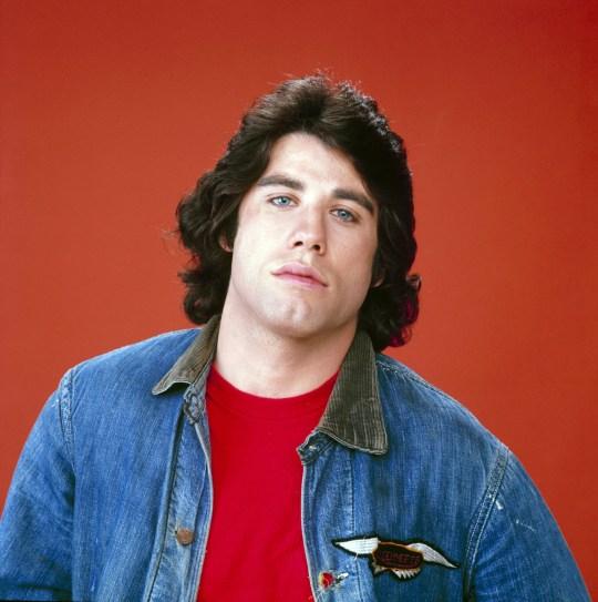 Evolution of John Travolta's hair styles as actor embraces