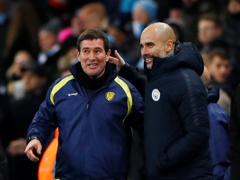 Pep Guardiola praises Burton Albion despite suffering 9-0 loss against Manchester City