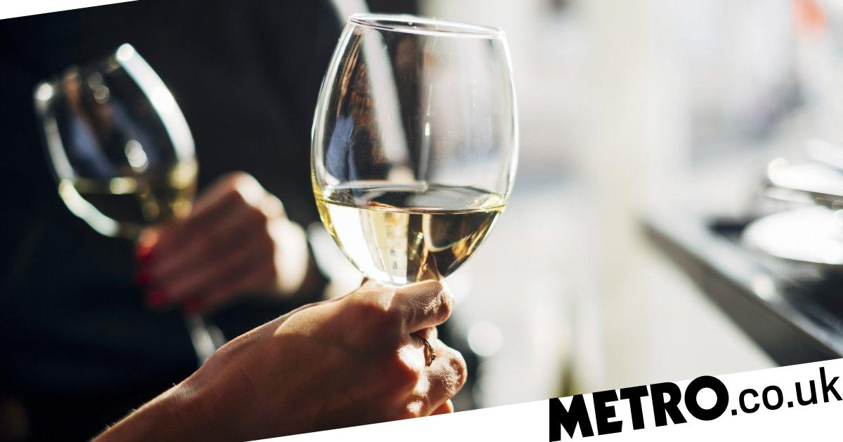 Shocking Scans Reveal Damage Two Glasses Of Wine Can Have On