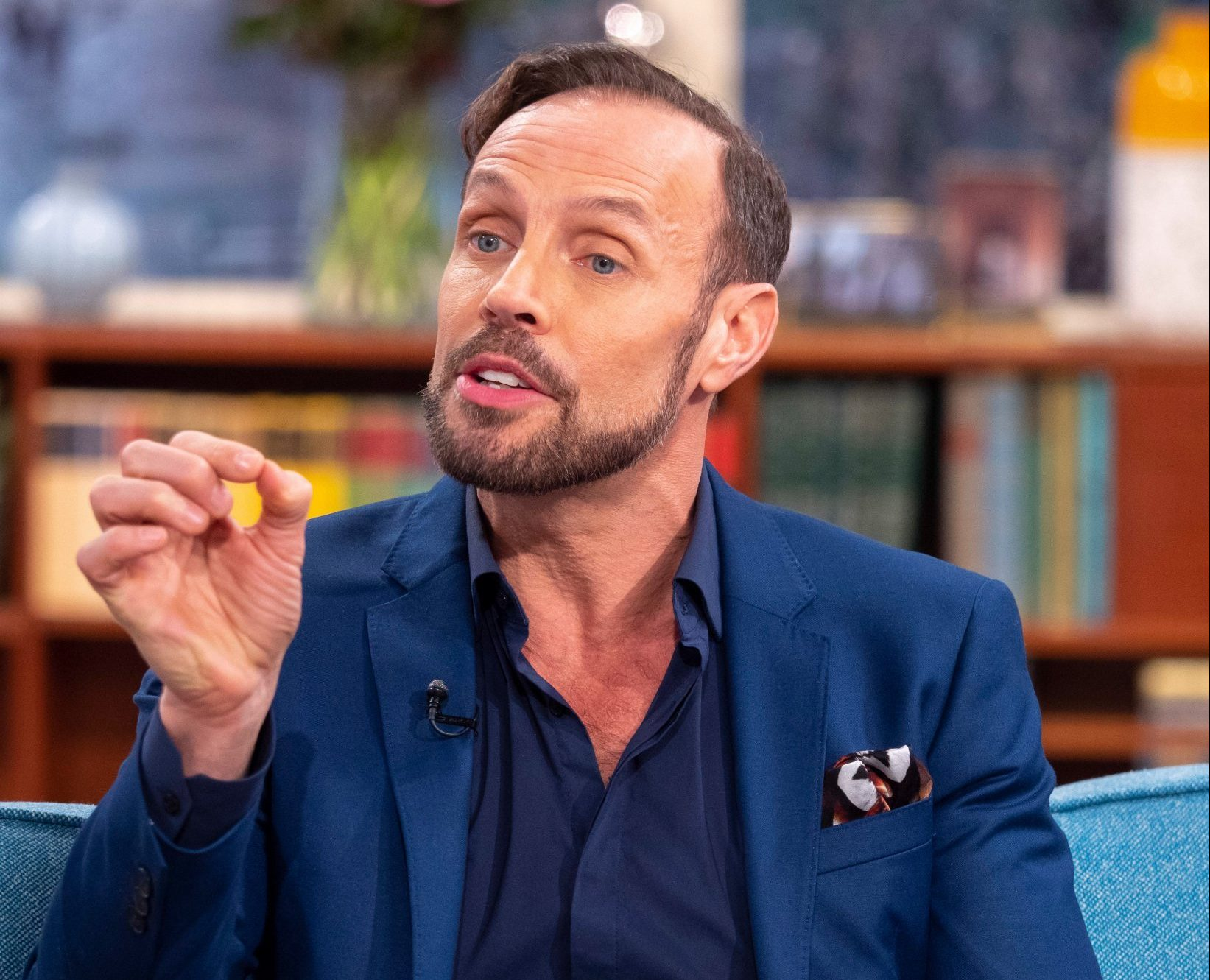 Editorial use only Mandatory Credit: Photo by Ken McKay/ITV/REX (10054248du) Jason Gardiner 'This Morning' TV show, London, UK - 11 Jan 2019 DANCING ON ICE JUDGE JASON GARDINER ?Dancing On Ice? returned for it?s eleventh series last weekend - and judge, Jason Gardiner wasted no time in launching straight back into his usual tough criticism. But has the show?s resident Mr Nasty already gone too far with his frosty critique? As fans call for him to apologise to this year?s contestant Didi Conn - Jason Gardiner joins us with his take on the drama.