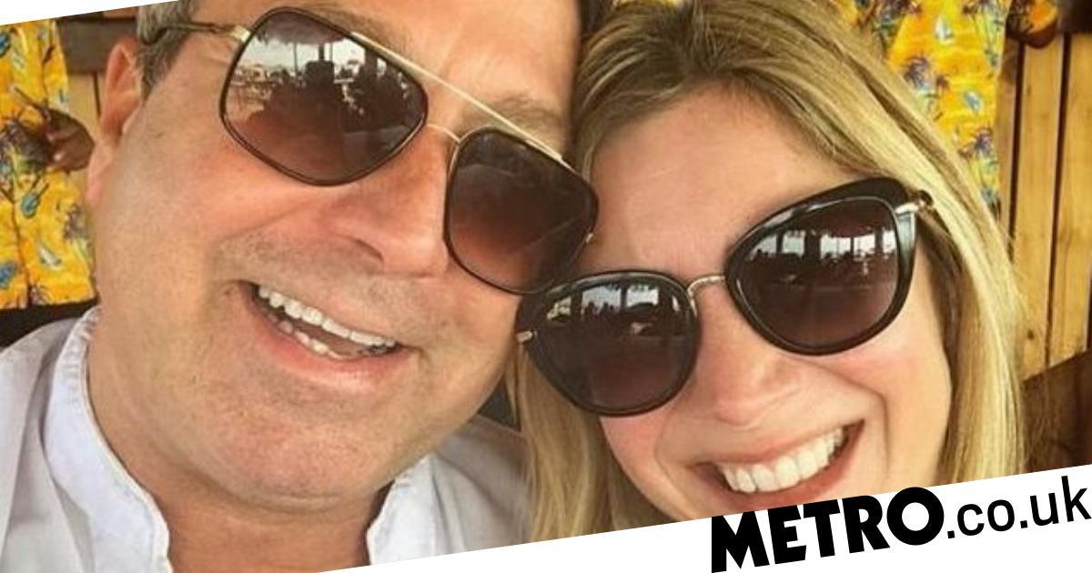 Lisa Faulkner feels 'blessed' after John Torode engagement