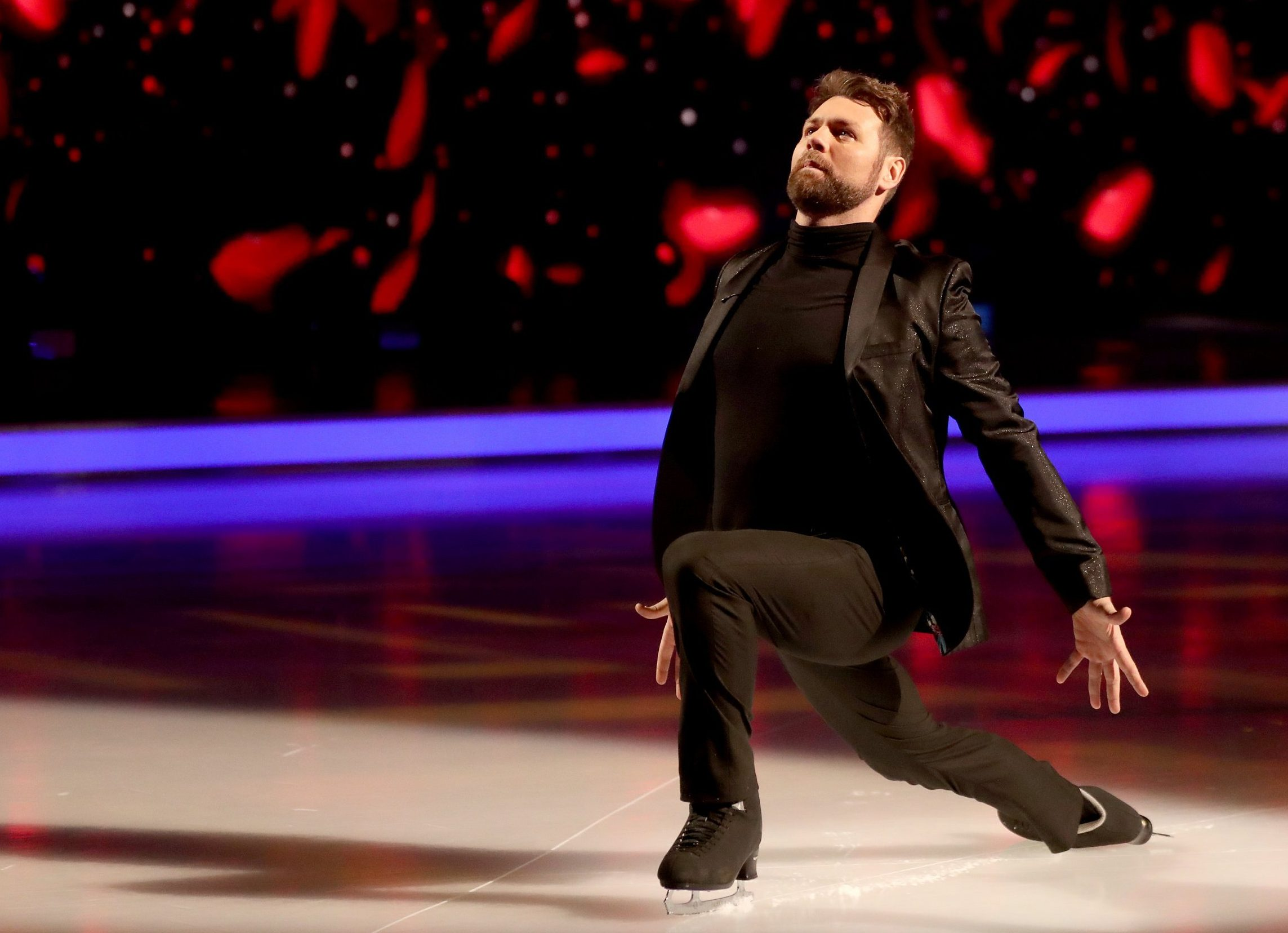Brian McFadden threatened with early exit from Dancing On Ice as he struggles with 'a lot of shoulder pain'