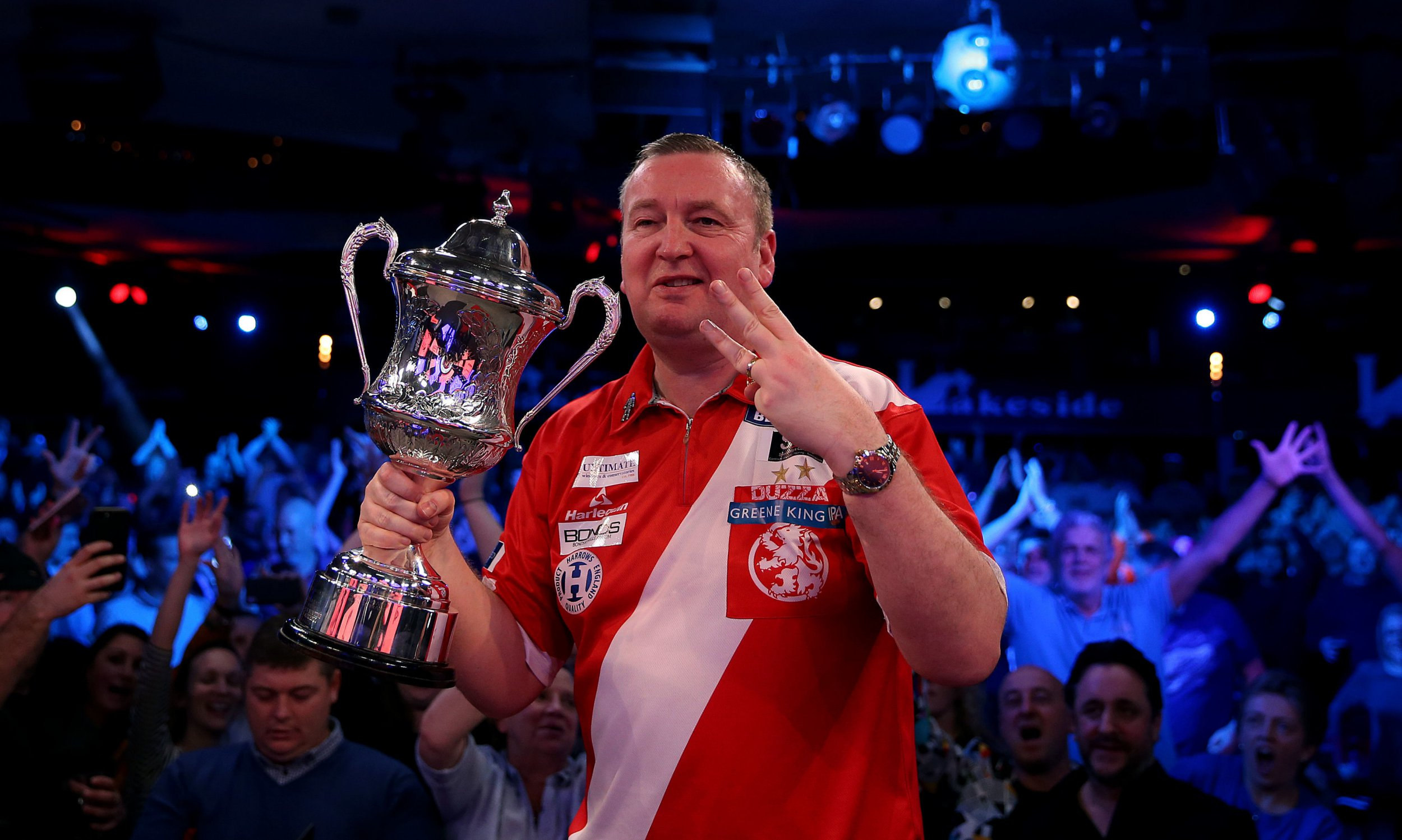 PDC Q School entries confirmed with Glen Durrant, Scott Waites, Lisa Ashton and Mark McGeeney in the field