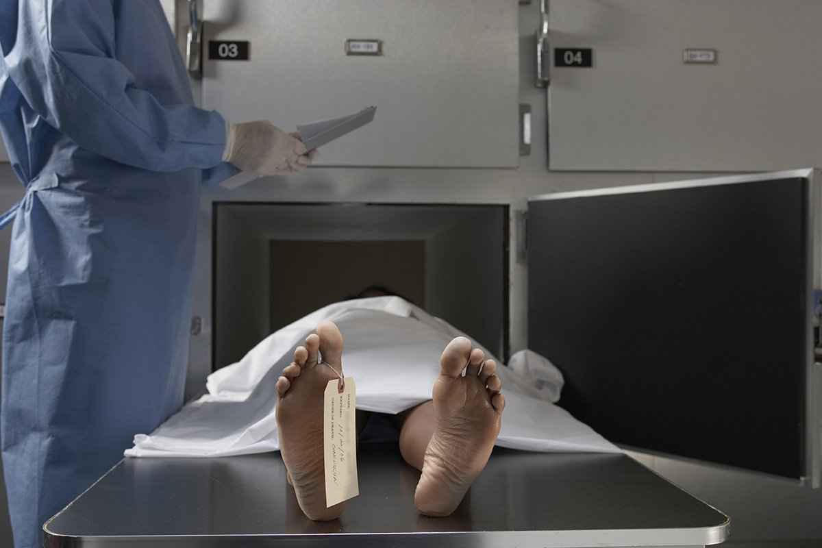 Woman wrongly pronounced dead dies from hypothermia in morgue