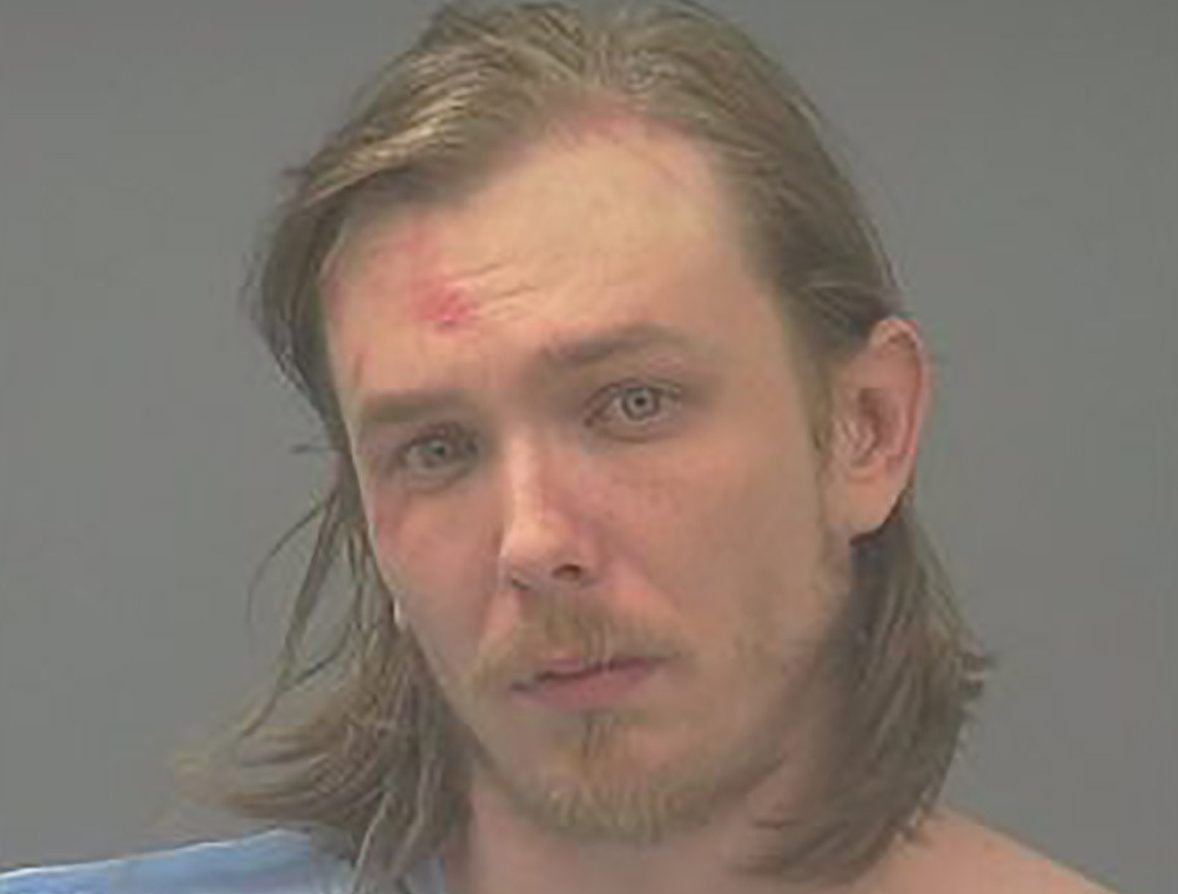 Bryan Stewart A Florida man threatened to kill someone with kindness, then stabbed a neighbor with a machete with the word ???kindness??? written on it, investigators said.