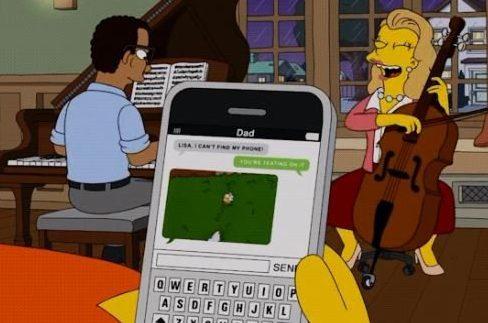 Even Homer Simpson uses the Homer Simpson gif
