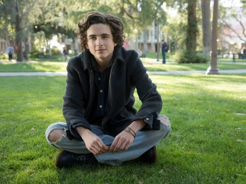 Timothee Chalamet snubbed at the Oscars and fans are not impressed