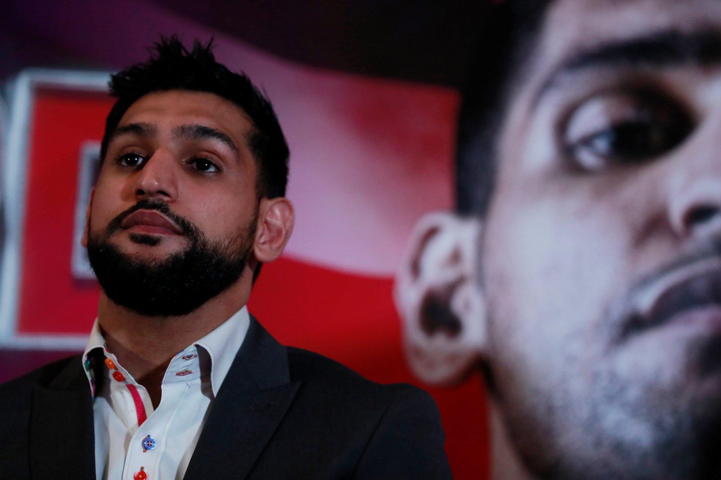 Amir Khan decided against Kell Brook showdown after rival's showing against Michael Zerafa