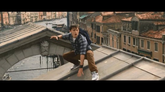 SPIDER-MAN: FAR FROM HOME - Official Teaser Trailer (Picture: Sony Pictures Entertainment)