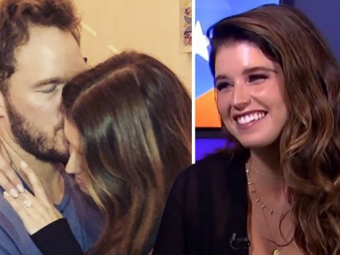 Katherine Schwarzenegger had her eye on Chris Pratt a year before they met, in unearthed video