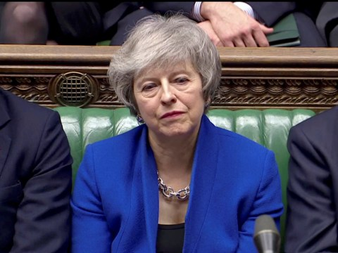 Theresa May's Brexit deal is on life support but it's not dead