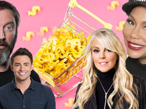 Celebrity Big Brother US pay packets revealed – they're all getting the same even if they gave birth to Lindsay Lohan