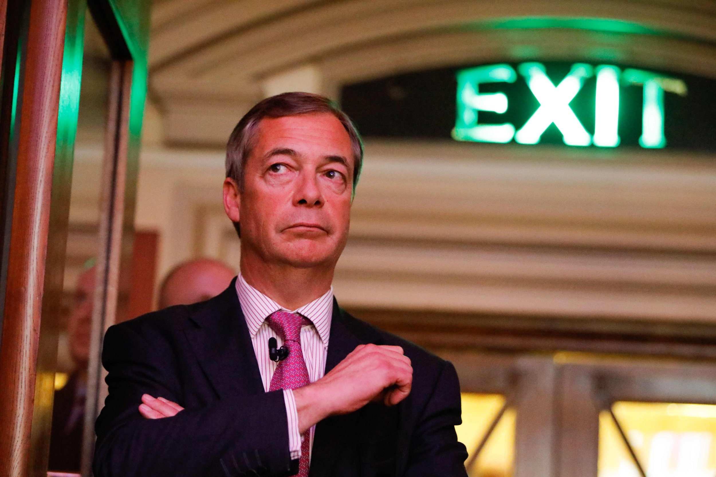How To Join Nigel Farages New Brexit Party