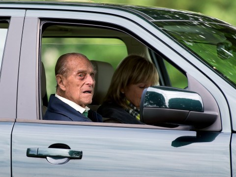 Duke of Edinburgh, 97, was breathalysed after his Land Rover hit car and flipped