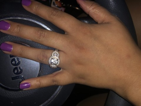 Bride-to-be slammed for moaning that her boyfriend proposed with his grandmother's ring