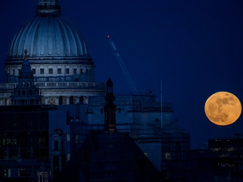 The grim reason why Tuesday's supermoon is known as the 'hunger moon'