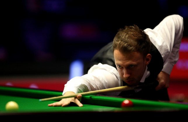 Judd Trump during day seven of the 2019 Dafabet Masters at Alexandra Palace, London. PRESS ASSOCIATION Photo. Picture date: Saturday January 19, 2019. See PA story SNOOKER London. Photo credit should read: Steven Paston/PA Wire