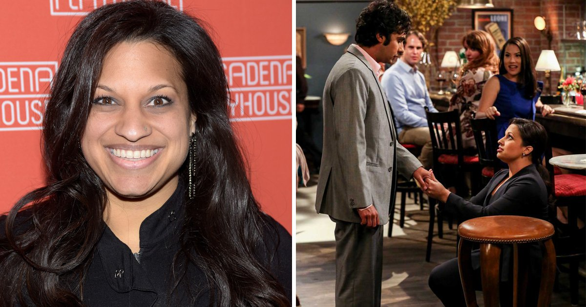 Big Bang Theory's Rati Gupta explains modern day arranged marriage: 'It's like Tinder with your parents typing'