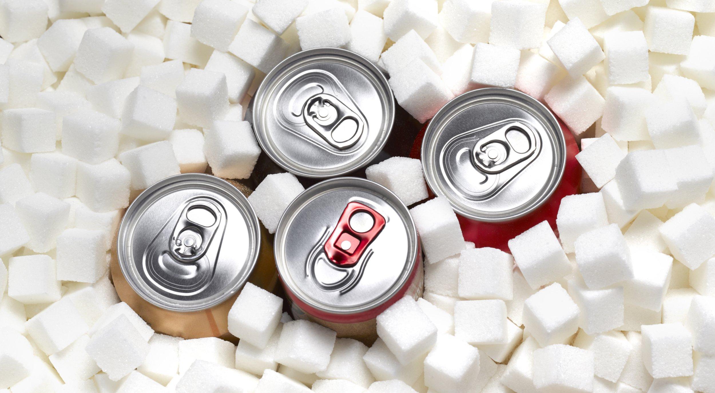 Sugar rush fizzy drinks