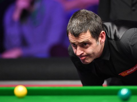 Ronnie O'Sullivan goes on entertaining, if bizarre, Twitter rant about snooker ranking points