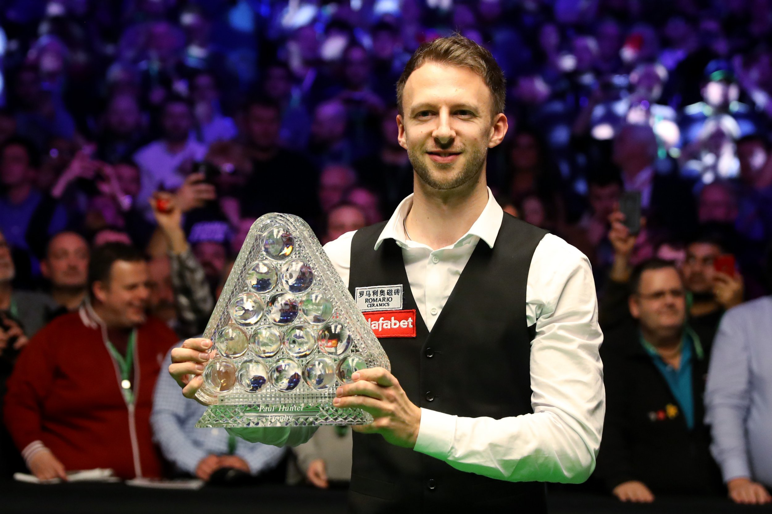 5 things we learned from the Masters as Judd Trump finally comes of age
