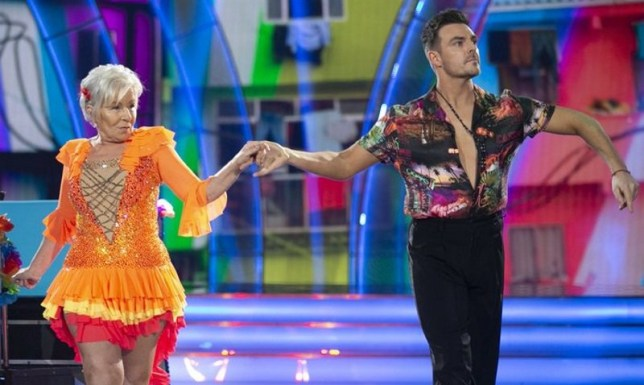 Eilish O'Carroll eliminated from Dancing with the Stars Credit: Kyran O?Brien/RTE