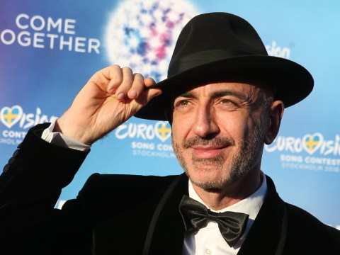 Serhat will represent San Marino at Eurovision Song Contest despite Rodrigo Alves rumours