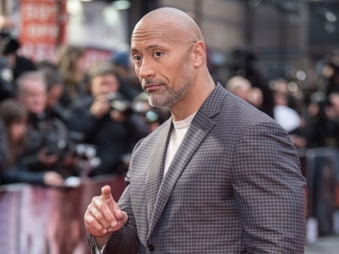 Dwayne Johnson surprises emotional dad with new house just a few months after splashing out on one for his mum