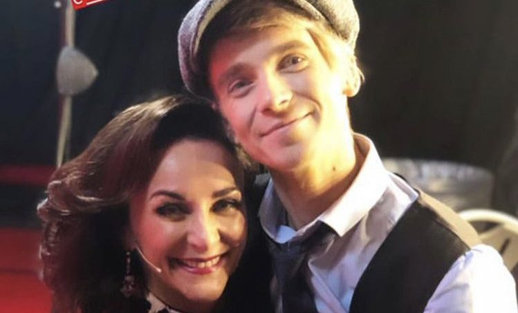 Strictly Come Dancing's Joe Sugg posts adorable snap on tour with 'favourite' judge Shirley Ballas