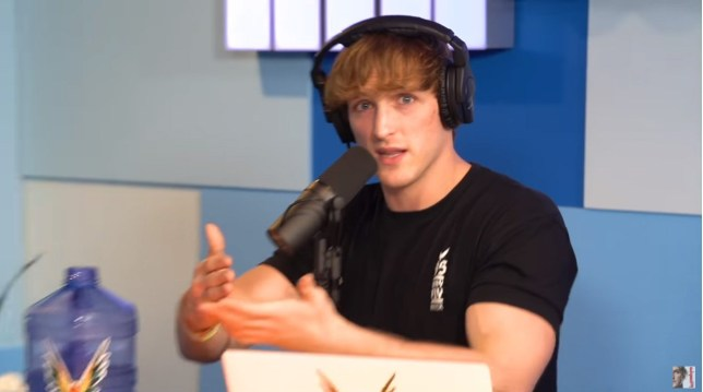 METROGRAB: Logan Paul podcast