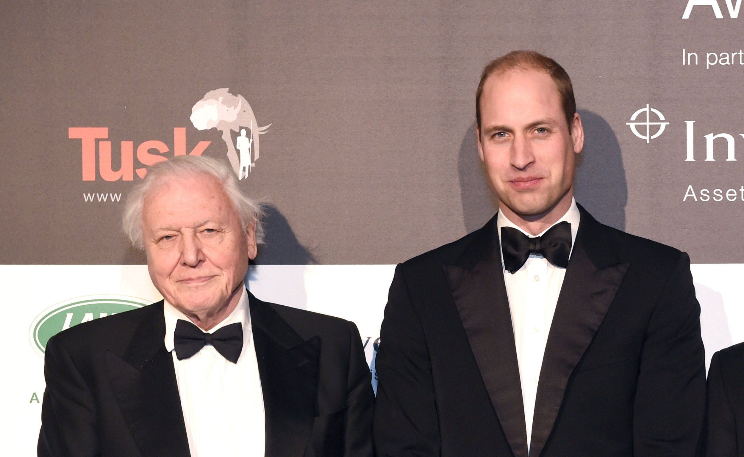 Prince William to interview Sir David Attenborough about environment at Davos