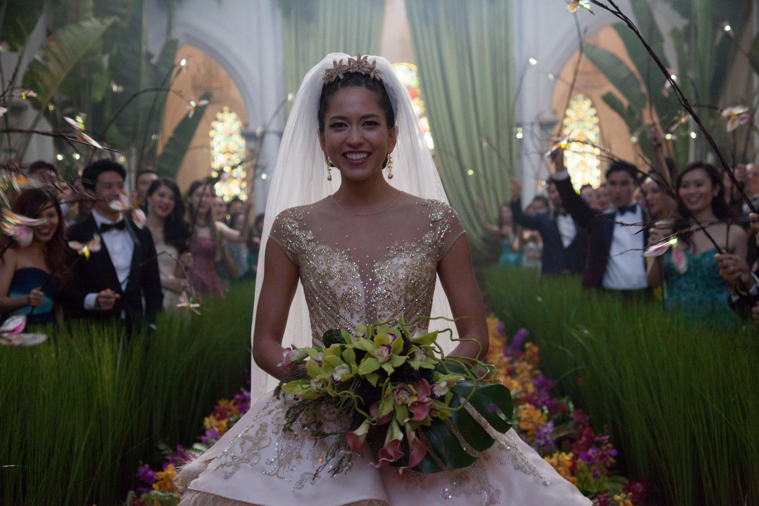 Crazy Rich Asians director was 'heartbroken' over pay gap