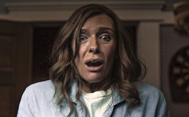 Editorial use only. No book cover usage. Mandatory Credit: Photo by Moviestore/REX/Shutterstock (9690088f) Toni Collette Hereditary - 2018