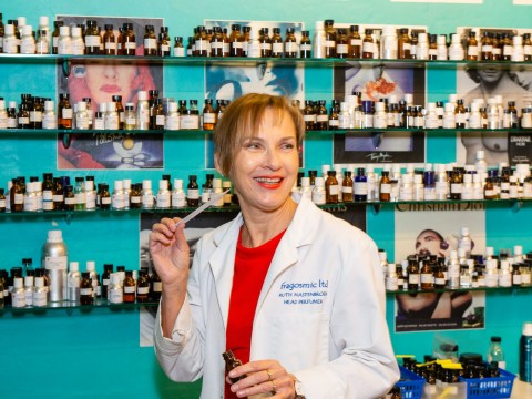 My Odd Job: As a perfumer I want to translate emotions into smells