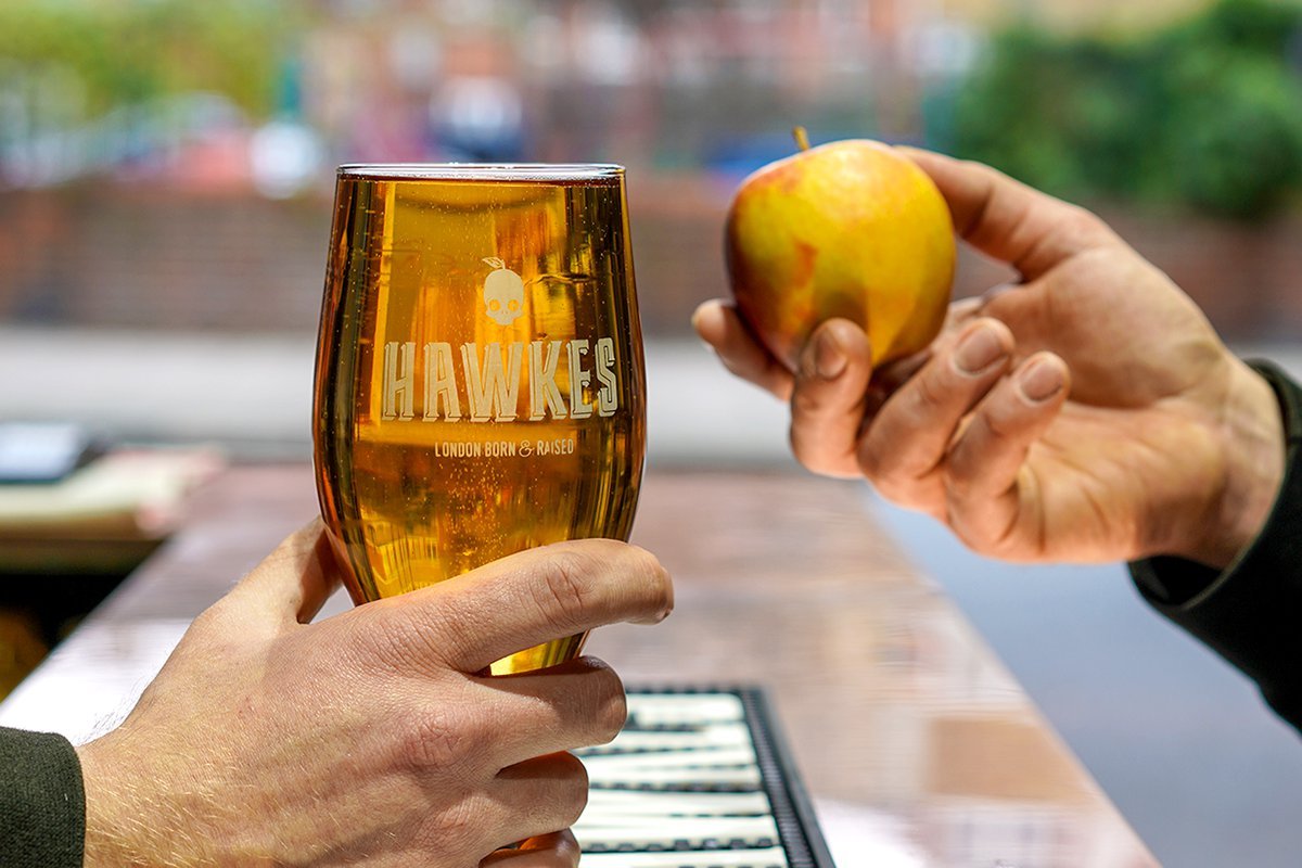 (Picture: Hawkes) It?s January, everyone is strapped for cash and desperately trying to stick to resolutions; Hawkes want to help save Brits from the blandness and boredom of any more nights spent indoors. So Hawkes are launching ?Apple Pay?, where customers can exchange apples for delicious craft cider. One apple equals one free cider, simple! ?Apple Pay? will launch in the Hawkes Taproom on the Bermondsey beer mile, next Wednesday 23rd and Thursday 24th January.