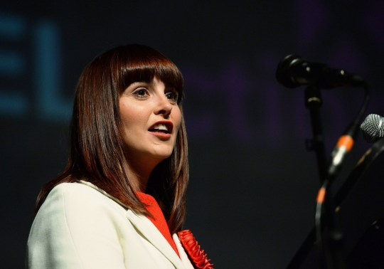 """File photo dated 08/05/15 of Melanie Onn, Labour MP for Great Grimsby, who has said on Twitter that she has been threatened with being """"gunned down"""". Ms Onn shared the message she received from a member of the public, who had given the name Helen. PRESS ASSOCIATION Photo. Issue date: Wednesday January 23, 2019. See PA story POLITICS Brexit Abuse. Photo credit should read: Anna Gowthorpe/PA Wire"""