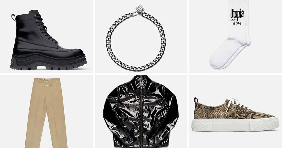 H&M launches gender-neutral collection with fellow Swedish label Eytys