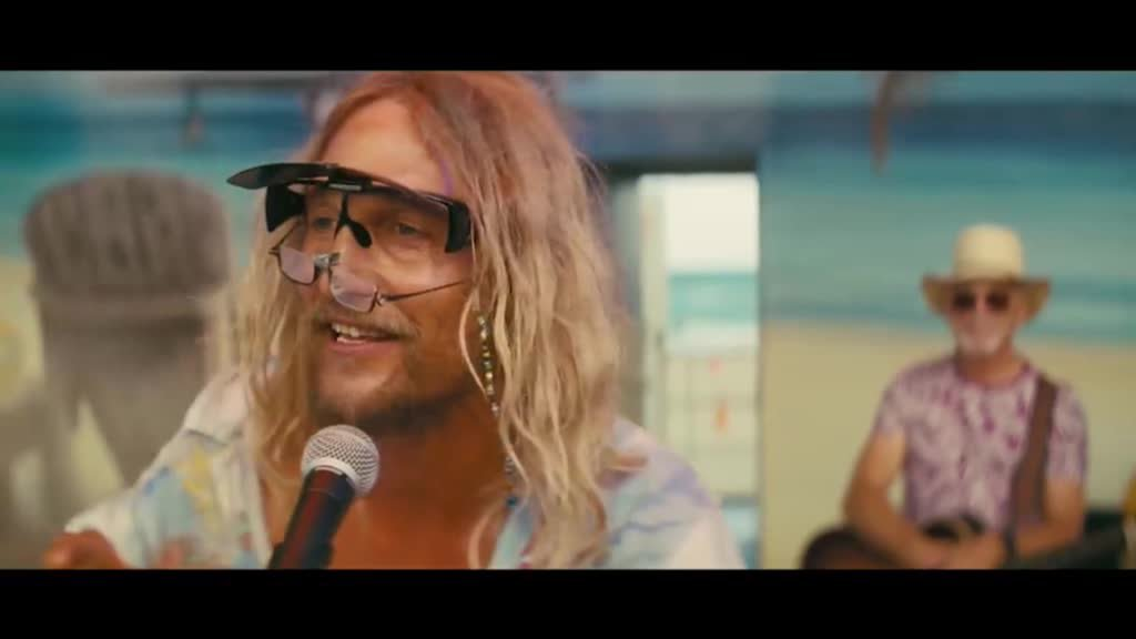 Matthew McConaughey in a thong is all you need to see picture: Vice Films METROGRAB