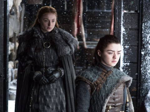 Game Of Thrones' Maisie Williams reveals Arya and Sansa team up against Jon 'thinking with his penis' in season 8