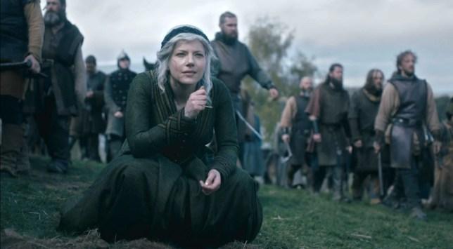 Vikings' Katheryn Winnick teases Lagertha is stronger than ever