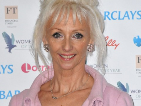 Debbie McGee reveals secret cancer battle after discovering lumps in her breast